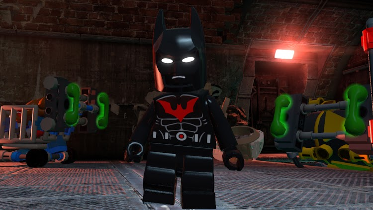 Batman Of The Future character pack arrives for LEGO Batman 3