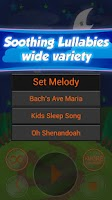 Screenshot of Kids Sleep Songs Free