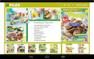 Screenshot of Magazine van PLUS