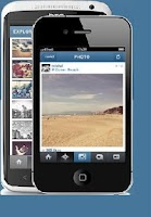 Screenshot of Istagram
