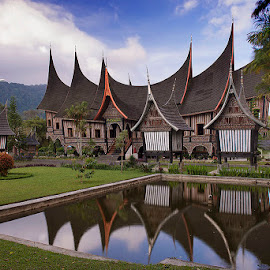 west sumatra by Bramantya Wardana - Buildings & Architecture Homes