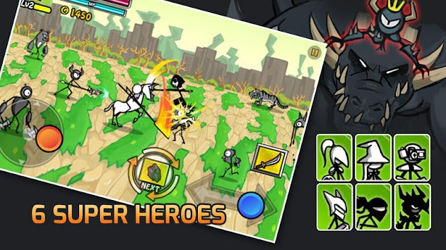Cartoon Wars 2 APK screenshot thumbnail 11