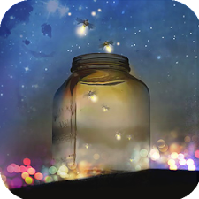 Fireflies Live Wallpaper
