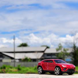 Lamborghini urus by Ahmad khoirul Hakim - Artistic Objects Toys