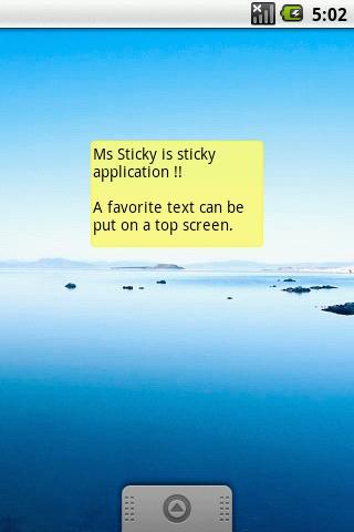 免費下載生產應用APP Ms Sticky(付箋メモウィジェット) app開箱文 APP開箱王