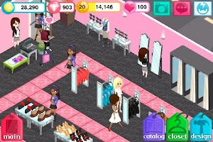 Screenshot of Fashion Story™