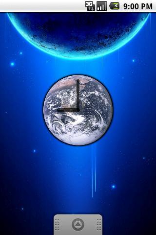 【免費工具App】Blue Marble Clock-APP點子