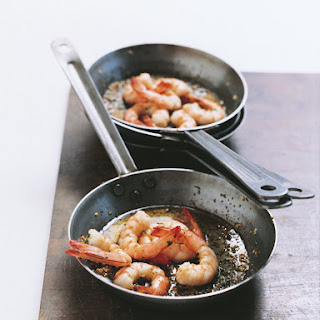 Italian Garlic Prawn Recipes