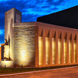 Adoration Chapel by Peter Spagnuolo - Buildings & Architecture Places of Worship ( Lighting, moods, mood lighting )