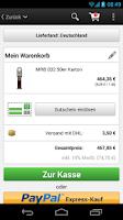 Screenshot of Biber Tools