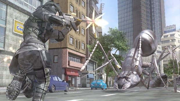 Earth Defense Force 2025 launches today