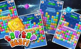 Screenshot of Tap Tap Star