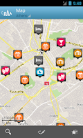 Screenshot of Athens Travel Guide by Triposo