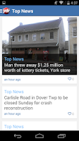 Screenshot of York Daily Record