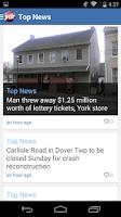 Screenshot of York Daily Record