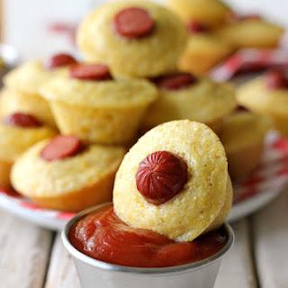 Mini Corn Muffins Recipes