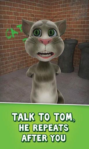 Talking Tom Cat Versija : 2.5