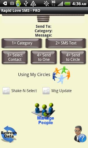 玩免費通訊APP|下載Rapid Love SMS - PRO app不用錢|硬是要APP