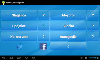 Screenshot of Slagalica