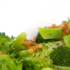 Broccoli with Toasted Garlic