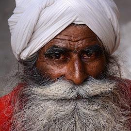 Bhairav Nath by Rakesh Syal - People Portraits of Men (  )