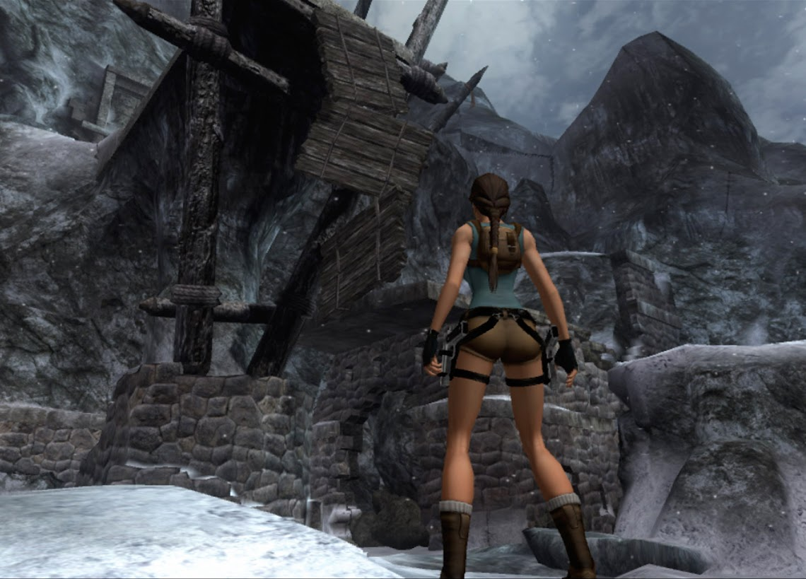 Livingstone demands more icons like Lara