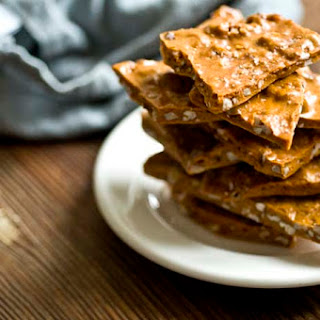 Spicy Pecan Brittle