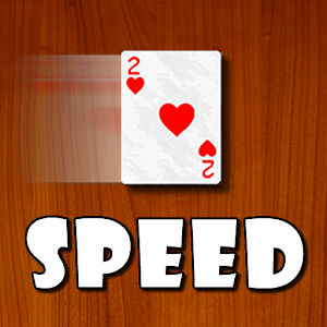 Speed Card Game (Spit Slam) Icon