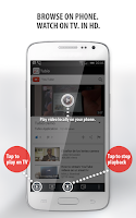 Screenshot of Tubio - Stream YouTube to TV