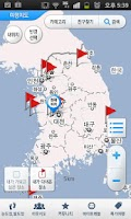 Screenshot of KOREA TRAVEL MAP with Google