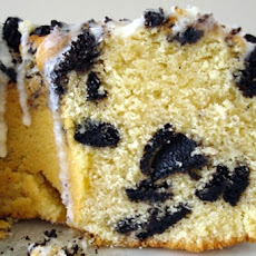 Oreo Cookie Bread (BREAD MACHINE)