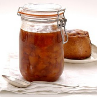 Spiced Apricot and Orange Chutney
