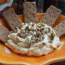 Pumpkin Pie Cream Cheese Spread