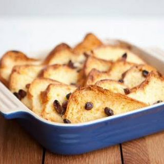 Bread and butter pudding - Broodpudding
