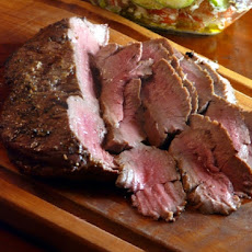Spice-Rubbed Butterflied Leg of Lamb