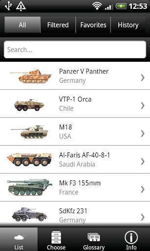 【免費書籍App】Tanks and Military Vehicles-APP點子