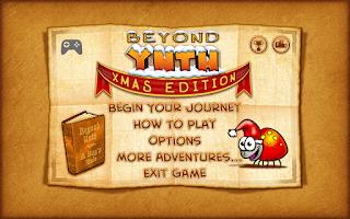 Screenshot of Beyond Ynth Xmas Edition