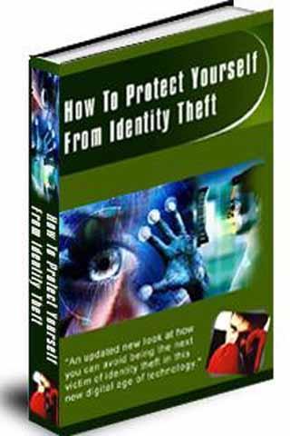 Identity Theft Manual