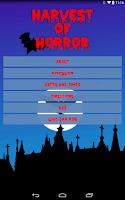 Screenshot of Harvest of Horror