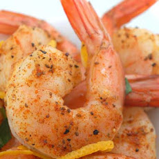 Gluten Free Roasted Shrimp