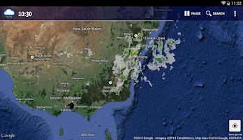 Screenshot of Rainy Days