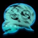 GO SMS - Wild Print 2 icon