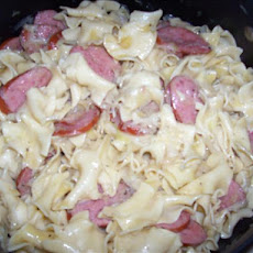 Krautfleckerl- Hungarian Cabbage and Noodles