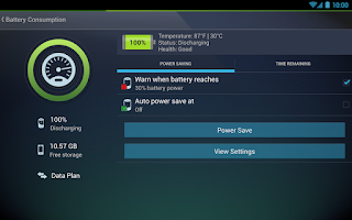 Screenshot of Tablet AntiVirus Security PRO