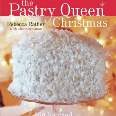 Christmas Coconut Cake