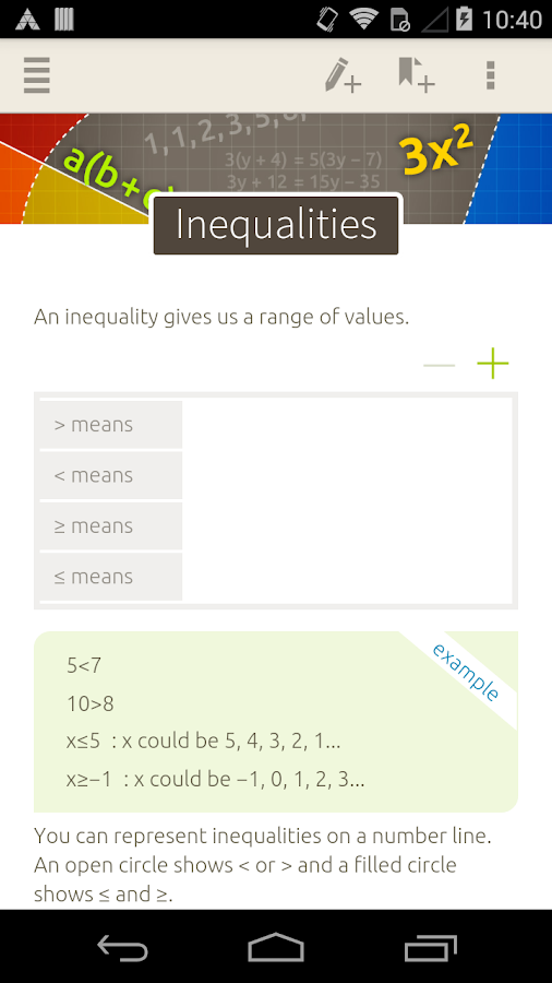 KS3 Maths: Complete - nimbl Screenshot