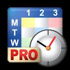 Quick TimeTable Pro icon