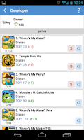 Screenshot of TopGames - not market
