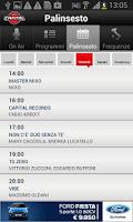 Screenshot of Radio Capital