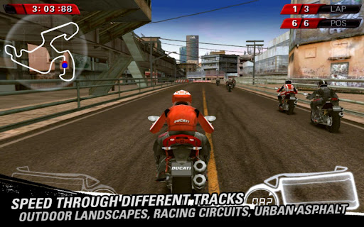 Ducati Challenge - screenshot